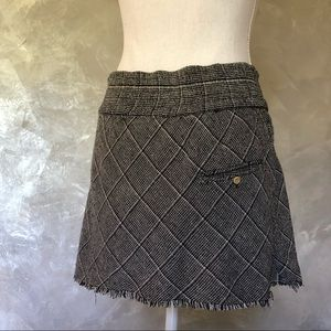 Vintage Plaid Isabel Marant Skirt from Wasteland